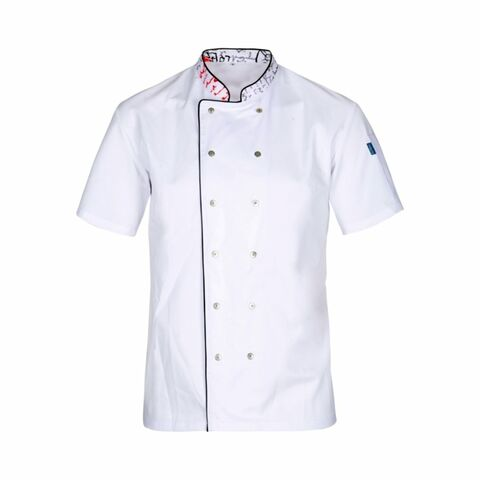 CALSONE Chef´s Rondon with short sleeve