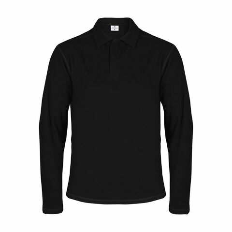Non-flammable, antistatic polo shirt H9194