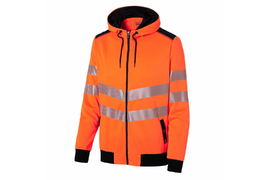 Hi-Vis zipped Jacket with hood 4809999094