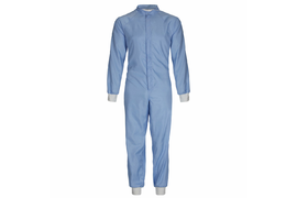 Overall for clean rooms CLEANROOM AL102101